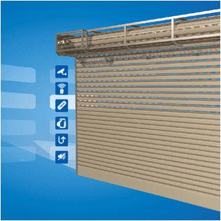 Cửa cuốn Austdoor với công nghệ tiên tiến và hiện đại