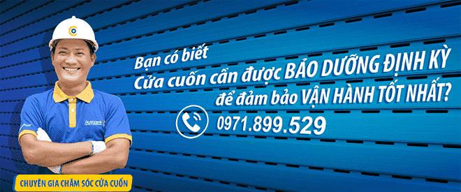 Dịch vụ sửa cửa cuốn Austdoor uy tín, chất lượng, giá cả hợp lý số 1 TPHCM