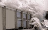 Cửa cuốn chống bão HURRI50 – thách thức mọi thời tiết