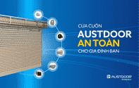 Cửa cuốn của Austdoor an toàn cho gia đình bạn