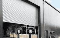 Cửa cuốn siêu trường ST100 An toàn tuyệt đối với vật cản