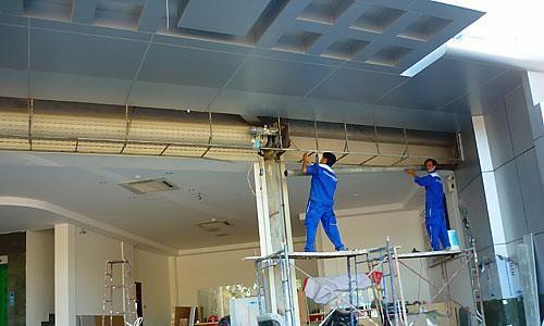 Dịch vụ sửa cửa cuốn quận Bình Thạnh uy tín nhất