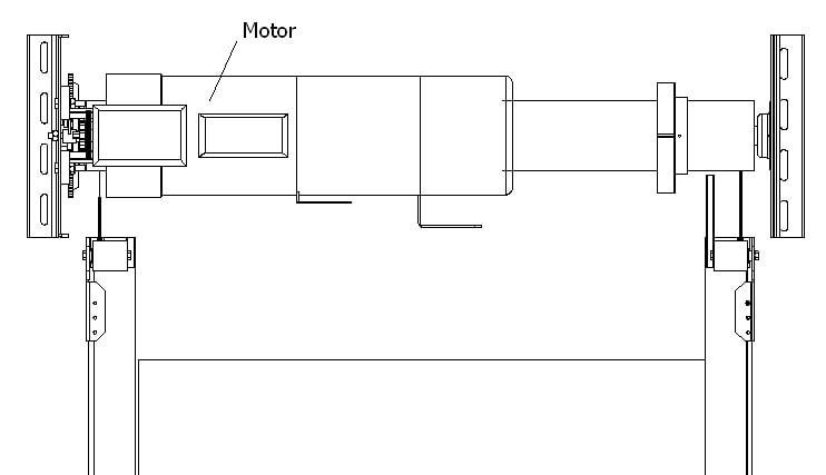 Motor cửa
